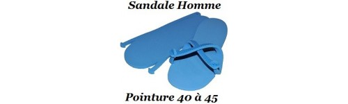 Sandale Jetable Homme